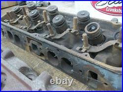 1986-89 Big Block Chevy 427 Oval Port Cylinder Heads BBC Truck Car 14092359 359