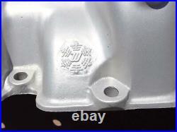 3866963 Original GM Aluminum Intake 1965 Big Block Chevy L78 396 425HP BBC SWEET