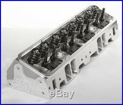 AFR SBC 220cc Aluminum Cylinder Heads CNC Ported Small Block Chevy 65cc NEW 1065