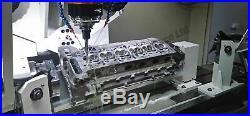 BMW M54B30 Zylinderkopfbearbeitung Porting Cylinderhead Tuning Race 306S3 3.0i