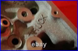 Chevrolet Big Block Chevy Truck Oval Port Cylinder Heads 343771 tall deck 427