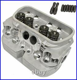 Dual Port Cylinder Head Gtv2 90.5/92mm 40x35.5 Single Spring Bug Empi 98-1333-b