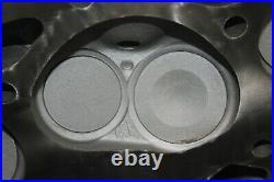 GM 10114156 Big Block Chevy 454 Oval Port Cylinder Heads Gen V Open Chamber