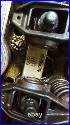 Gm 799 Lsx Ls6 Ls1 Ls2 5.3 4.8 6.0 Cathedral Port Cylinder Heads & Rocker Set
