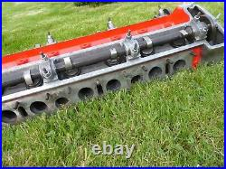Jaguar E-type Straight Port Cylinder Head Expertly Reconditioned 4 Years Ago