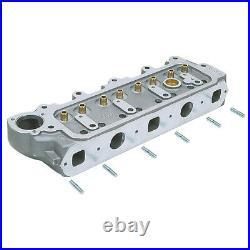 MGB 1962-1980 Cylinder Head 5 Port In-line oil feed Aluminium 451-805