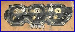 Mercury 200 HP 2 Stroke Cylinder Head Assembly Port PN 841020A06 Fits 2005-2010+