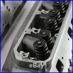 Mopar Chrysler BB 383 440 325cc 78cc CNC PORTED Hyd-FT Complete Aluminum Heads