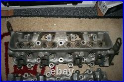 Rover Sd1 Vitesse V8 Cylinder Heads Erc0216 Partly Ported Land Range Tvr Kitcar