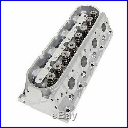 Trickflow LS Vortec CNC Ported Cylinder Heads 205cc Ti Retainers 4.8L 5.3L 5.7L