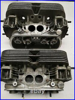 VW Air Cooled Junk Shop 1600Mexico VW twin port long reach Cylinder heads