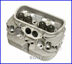 VW EMPI BUG COMPETITION DUAL PORT PERFORMANCE CYLINDER HEAD, 85.5mm DUAL SPRINGS