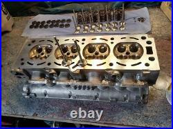 Vauxhall Vxr Gsi Gas Flowed Z20let Z20leh Ported And Polished Cylinder Head