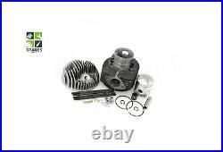 Vespa Cylinder Piston Head Kit 5 Port VBB VBA Super Bajaj Chetak 150cc