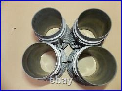 Vw Beetle Early 1500cc Single Port Cylinder Heads, Mahle Pistons, Barrels