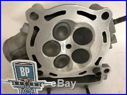 YFZ450 YFZ 450 Ported Polished Port Polish +1 Kibblewhite Complete Cylinder Head